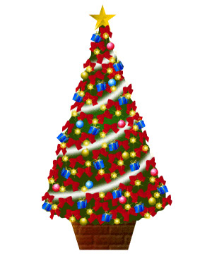 Little Gardenのクリスマス無料素材