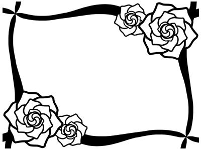 バラ フレーム