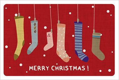 大切な人に贈ろう クリスマスカードの書き方と文例集