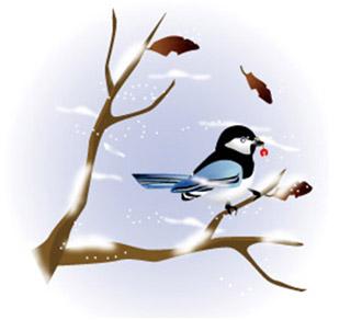 繊細かつ華やかに描かれた季節や行事の和風イラスト素材